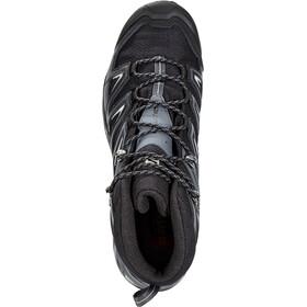 Salomon X Ultra 3 Wide Mid GTX Shoes Men black/india ink/monument